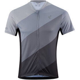 Cube Tour Full Zip Trikot Herren grey pattern